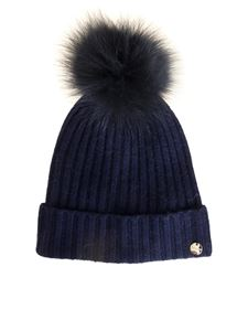 Yves Salomon - Wool and cashmere cap