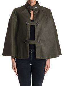 Stella Jean - Cotton cape