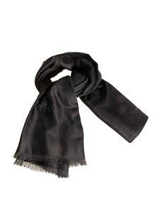 ELISABETTA FRANCHI - Viscose and modal scarf