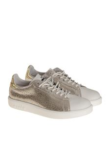 Diadora Heritage - Game H W silver pack sneakers
