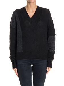 McQ Alexander Mcqueen - Wool blend sweater