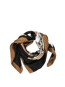 Moschino - Silk scarf