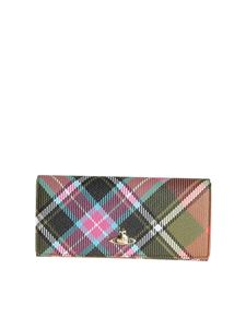 Vivienne Westwood  - Coated leather wallet