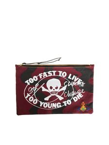 Vivienne Westwood ANGLOMANIA - Too Fast To Live clutch