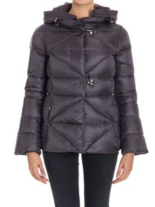 Fay - Hooded down jacket