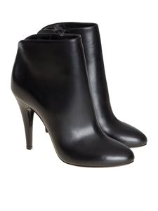 Casadei - Leather ankle boots