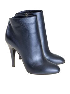 Casadei - Leather ankle boot