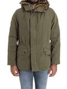 Yves Salomon - Hooded parka