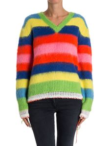 MSGM - Mohair blend sweater