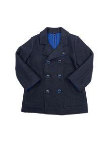 Armani Jr - Wool blend coat