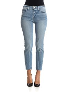 FRAME - Stretch cotton jeans