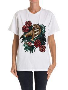 Parosh - Cotton t-shirt