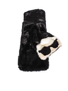 Karl Lagerfeld - Eco-fur scarf
