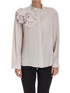 Blumarine - Silk blend shirt