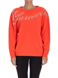Blumarine - Wool and cashmere sweater