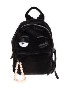 Chiara Ferragni - Velvet backpack