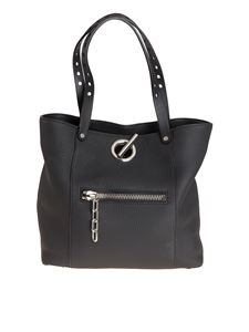 Alexander Wang - Hammered leather bag