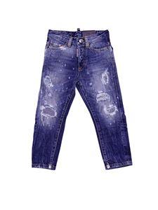 Dsquared2 - Cotton jeans