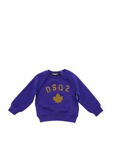 Dsquared2 - Cotton sweatshirt