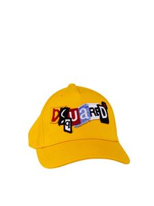 Dsquared2 - Cotton cap