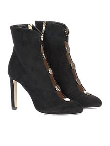 Jimmy Choo - Suede ankle boots