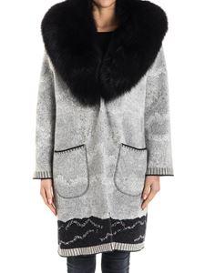 GIADA BENINCASA - Wool blend coat