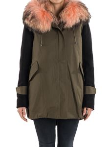 Forte Couture - Cotton parka jacket