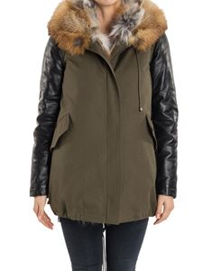 Forte Couture - New Gala MP parka jacket