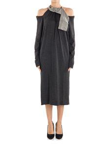 Brunello Cucinelli - Cashmere and silk dress