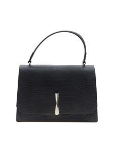 GIANNI CHIARINI - Reptile effect leather bag