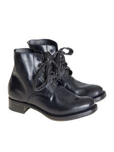 Cherevichkiotvichki - Leather ankle boots