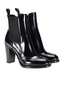 Church's - Brushed leather boots