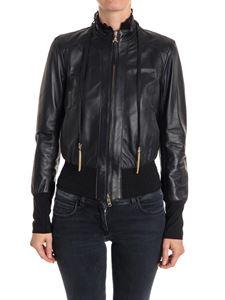 PATRIZIA PEPE - Leather jacket