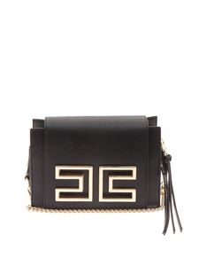 ELISABETTA FRANCHI - Eco-leather clutch