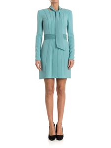 ELISABETTA FRANCHI - Viscose blend dress