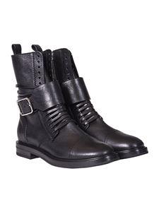 Casadei - Leather boots ( Lena Perminova Limited Edition)