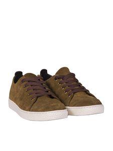 Borbonese - Suede sneakers
