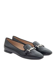 Tod's - Patent leather slippers