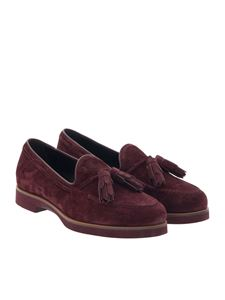 Tod's - Suede loafers