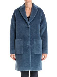 Cinzia Rocca - Llama wool coat