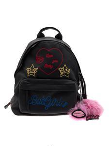 Chiara Ferragni - Hammered eco-leather backpack
