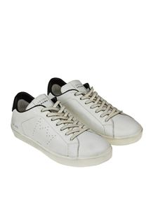 Leather Crown - Leather sneakers