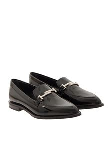 Tod's - Patent leather moccasins