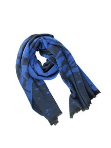 McQ Alexander Mcqueen - Wool scarf