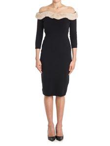 Blumarine - Wool and cashmere dress