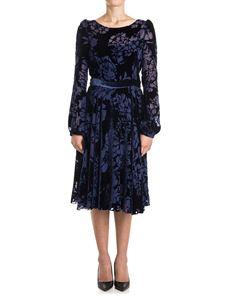 Blumarine - Velvet dress