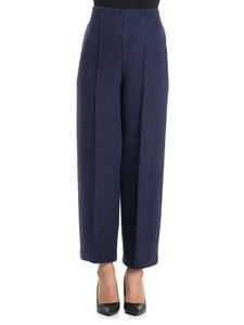 Blumarine - Wool and cashmere trousers