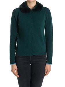 Blugirl - Wool and cashmere cardigan