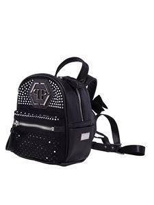 Philipp Plein - Eco-leather backpack
