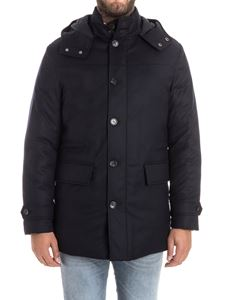 Ermenegildo Zegna - Wool down jacket